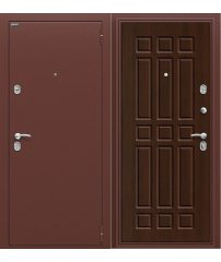 Входная дверь Старт антик медь/Венге