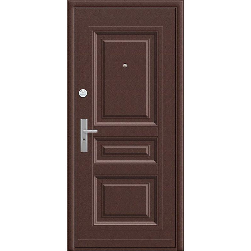 Входная стальная дверь К700-2-66 молотковая эмаль/молотковая эмаль