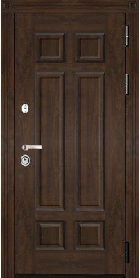 Входная дверь Элит жемчужный ясень