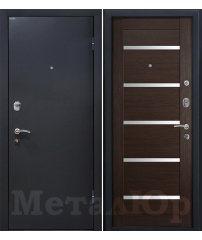Входная дверь М41 Profildoors 7X венге\белый лак