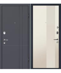 Входная дверь М16  Profildoors 5E магнолия\перламутровый лак